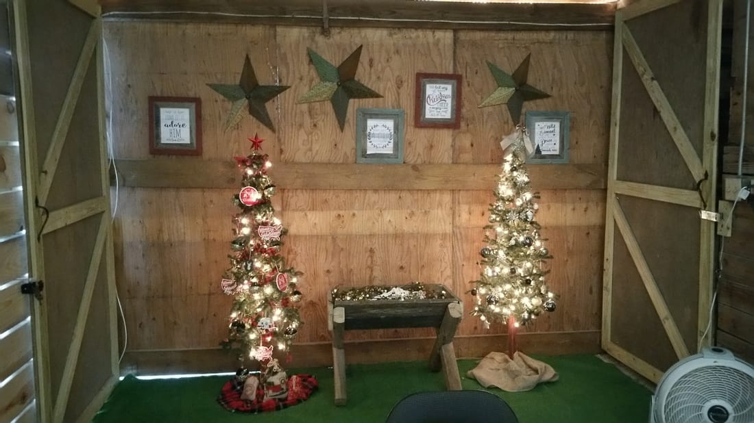 Christmas In A Horse Barn Rvoilers Com